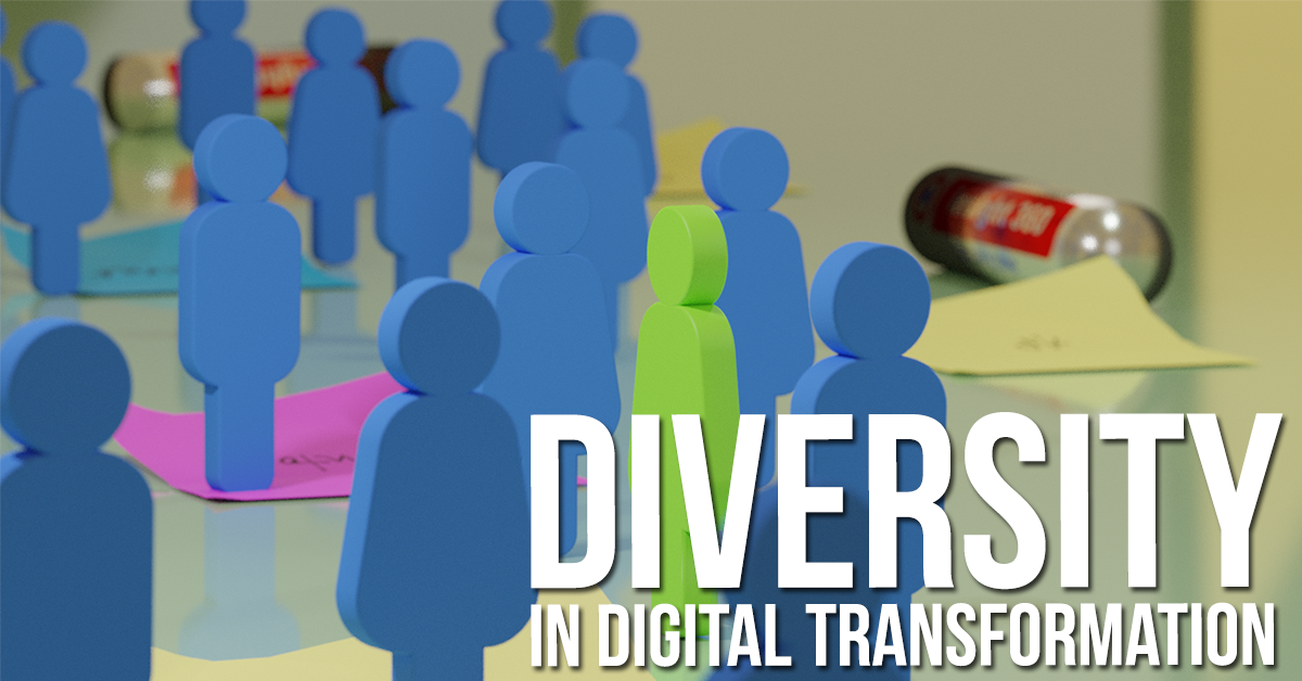Diversity in digital transformation
