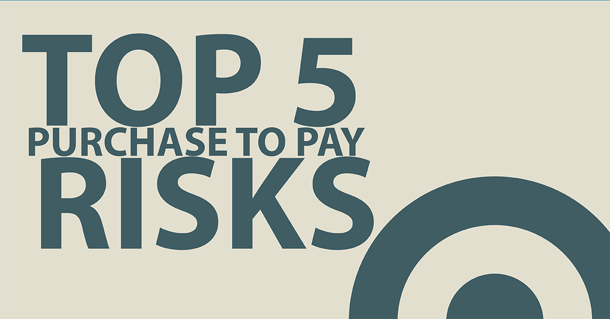 Purchase to Pay Risks