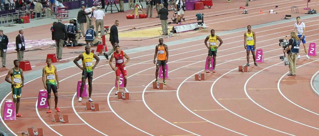 Mens 200m Final