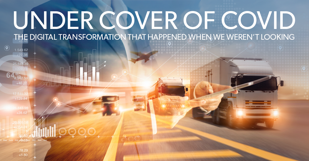 Digital Transformation - Under Cover of Covis
