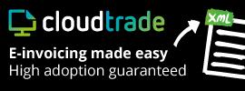e-invoicing PDF invoicing CloudTrade